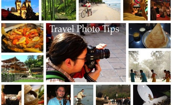 My partner D.C. Pelka offers some photo tips on  my blog: Dread Taking Photos on Vacation? Read Our Tips | Everyday Travel Stories