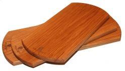 Oak Chopping Board Set