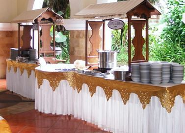 In addition to providing buffet menu variety, we also have a shack menu with five-star flavor .. More info : 0813 2830 5569
