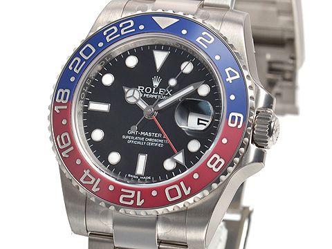 ロレックスGMTマスターII116719BLRO -ロレックス時計コピー