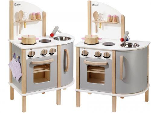 Spielküche aus Holz 4816