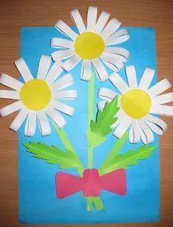 поделки из бумаги цветы своими руками: 26 тис. зображень знайдено в Яндекс.Зображеннях