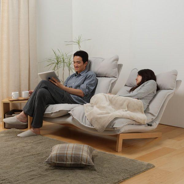 Muji new sofa                                                                                                                                                                                 More