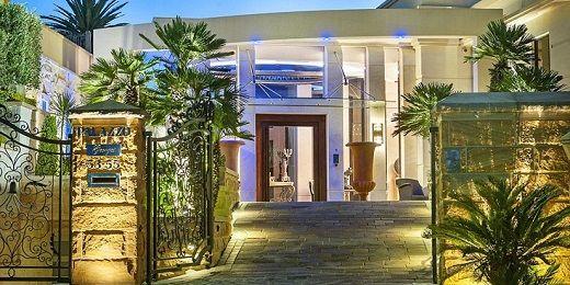 Το παλάτι του γκουρού της μόδας που πωλείται έναντι 20 εκατομμυρίων δολαρίων.