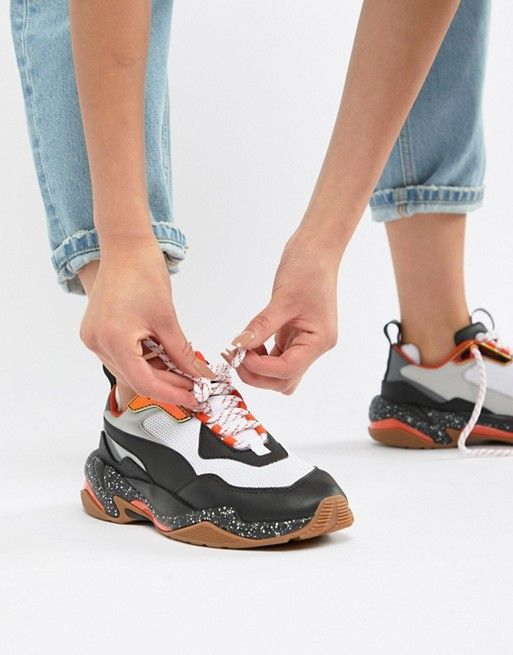 ff96c5924bb8 Puma Thunder Electric Trainers in 2019
