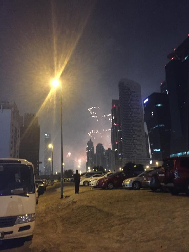 Revelion Dubai 2015