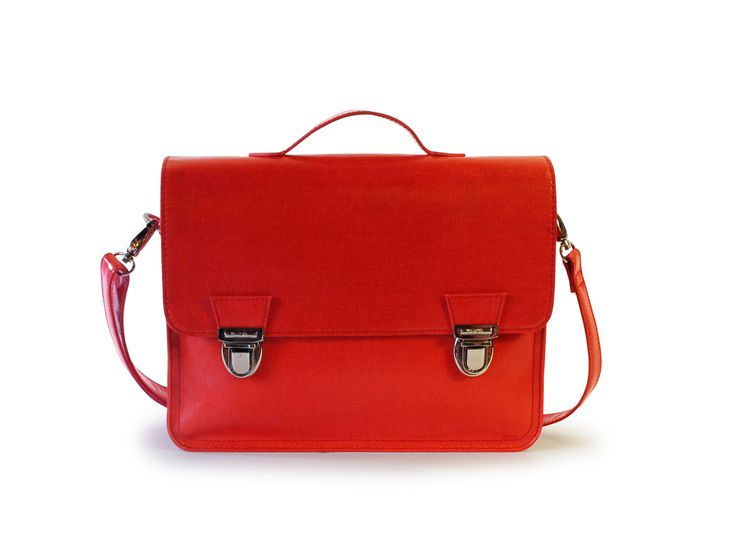 Cartable Le Populaire (S) Coton Gloss Rougehttp://www.miniseri.com/cartable-populaire-coton-gloss-rouge-p-732.html#.U9X_17GyGbI