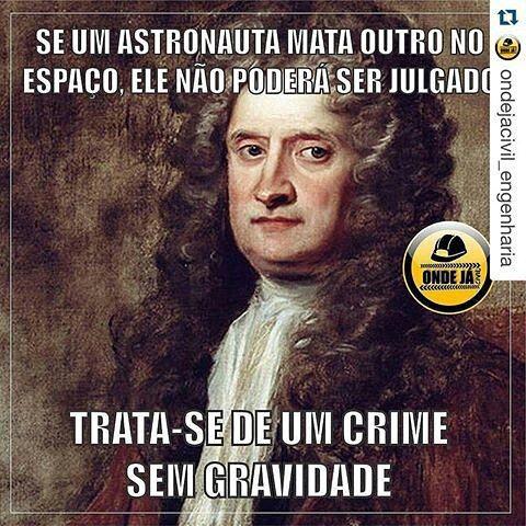 Crime,astronauta,gravidade,julgar