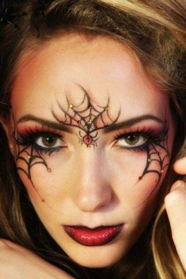Cobweb Makeup