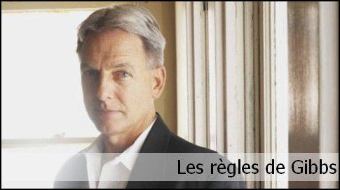 Règles de Gibbs - NCIS (Série TV)