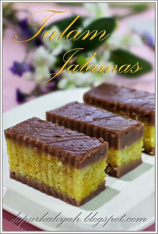 Dari Dapur Kak Yah: Talam Jalamas