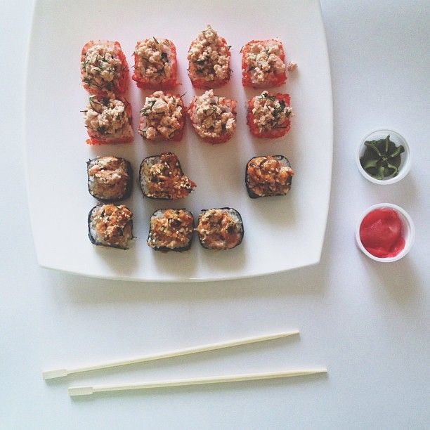 #2berega Instagram photos   Webstagram - the best Instagram viewer #sushi #food