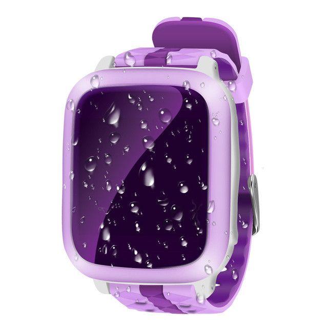 DS18 Smart Watch kids Children baby GPS WiFi Locator Tracker SOS Call SMS Waterproof Kids Smartwatch PK Q50 Q60 Q90 PA354
