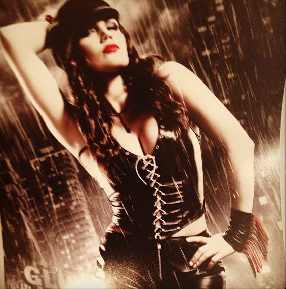 Sin City 2 Teaser-Poster: Crystal McCahill