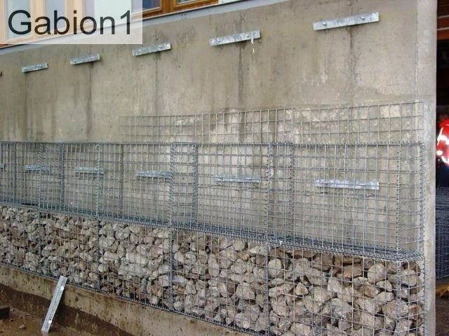 Pin By Gabion 1 On Gabion Ideas In 2019 Cladding Systems