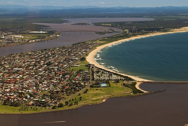 Stockton, Newcastle, Australia