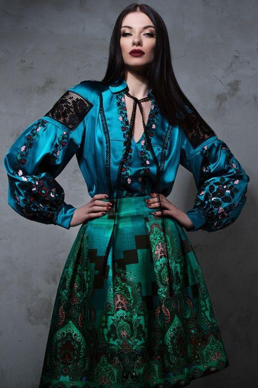 Burlesque style dress ukraine