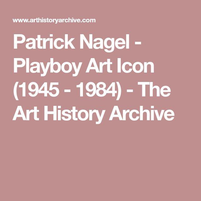 Patrick Nagel - Playboy Art Icon (1945 - 1984) - The Art History Archive