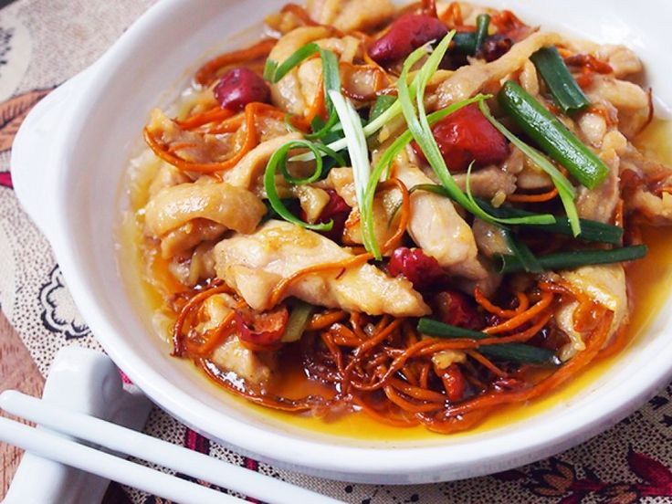 154 best recipes meat images on pinterest chinese cuisine steamed chicken with cordyceps flower asian side dishessteamed chickenduck recipeschinese forumfinder Gallery