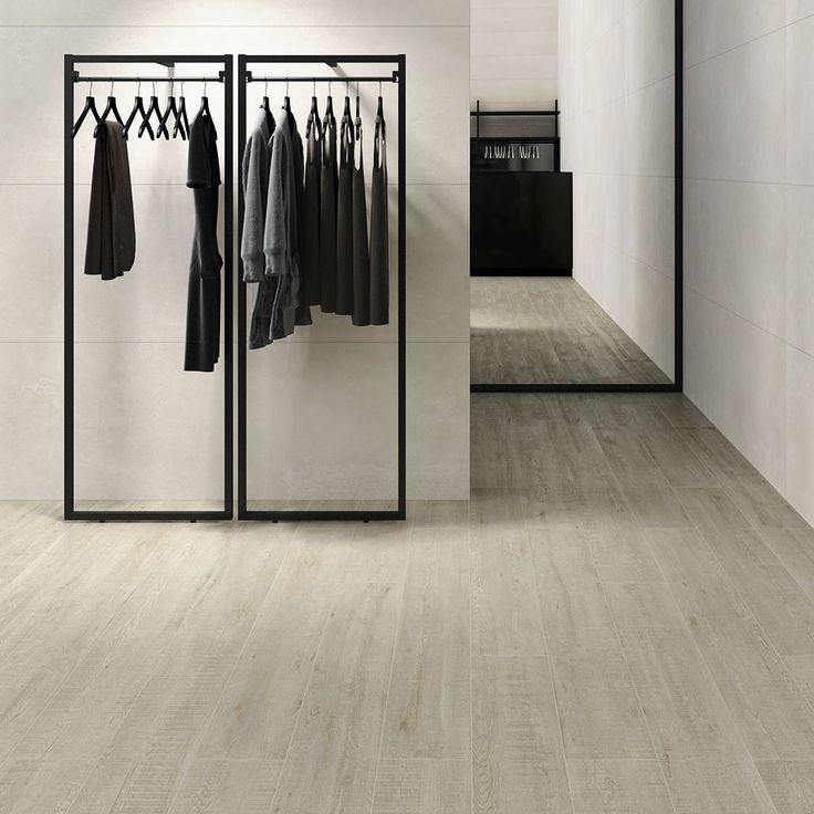 Verruim je interieur optisch door met lichte kleuren te werken op zowel je vloer als op je wanden.