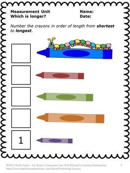The 25+ best Measurement worksheets ideas on Pinterest | First ...