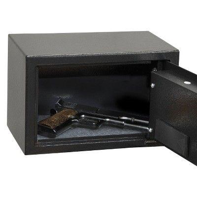 Honeywell Small Steel Security Safe - Black (5101DOJ)