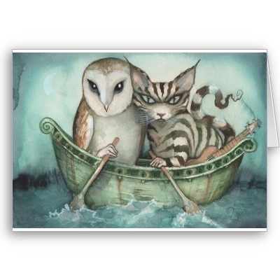 Owl and tthe pussy 13
