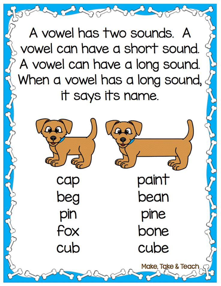 Learning vowel sounds can be so tricky for our young readers.  Not only do several of the short vowel sounds sound similar (for example, the short /a/ and short /e/ sounds), but vowels have two sounds– a short sound and a long sound.  Teaching students that vowels have two sounds is typically introduced early in …