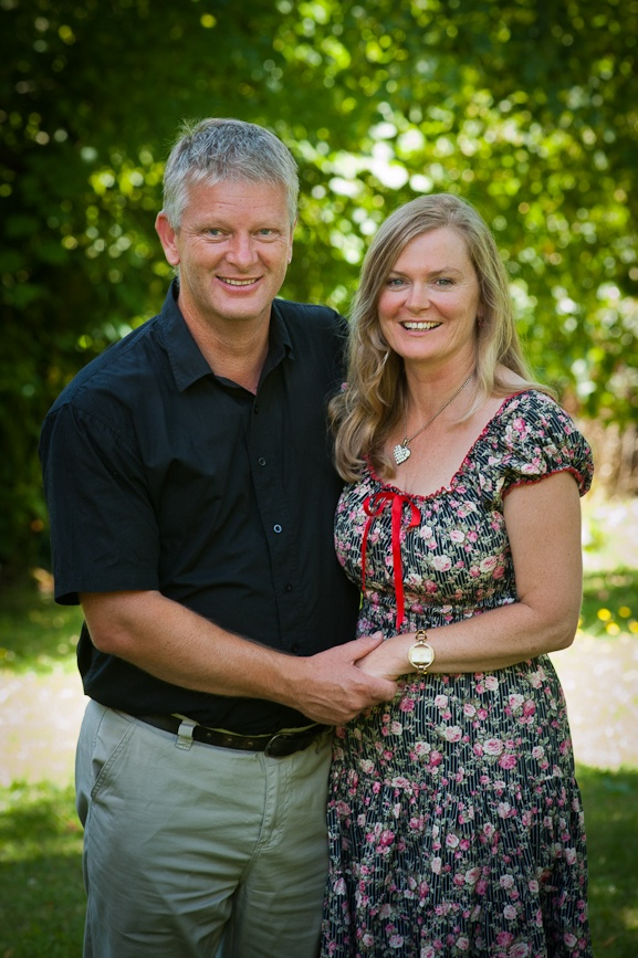 Love Stories finalists - Jeff and Jo Cotton