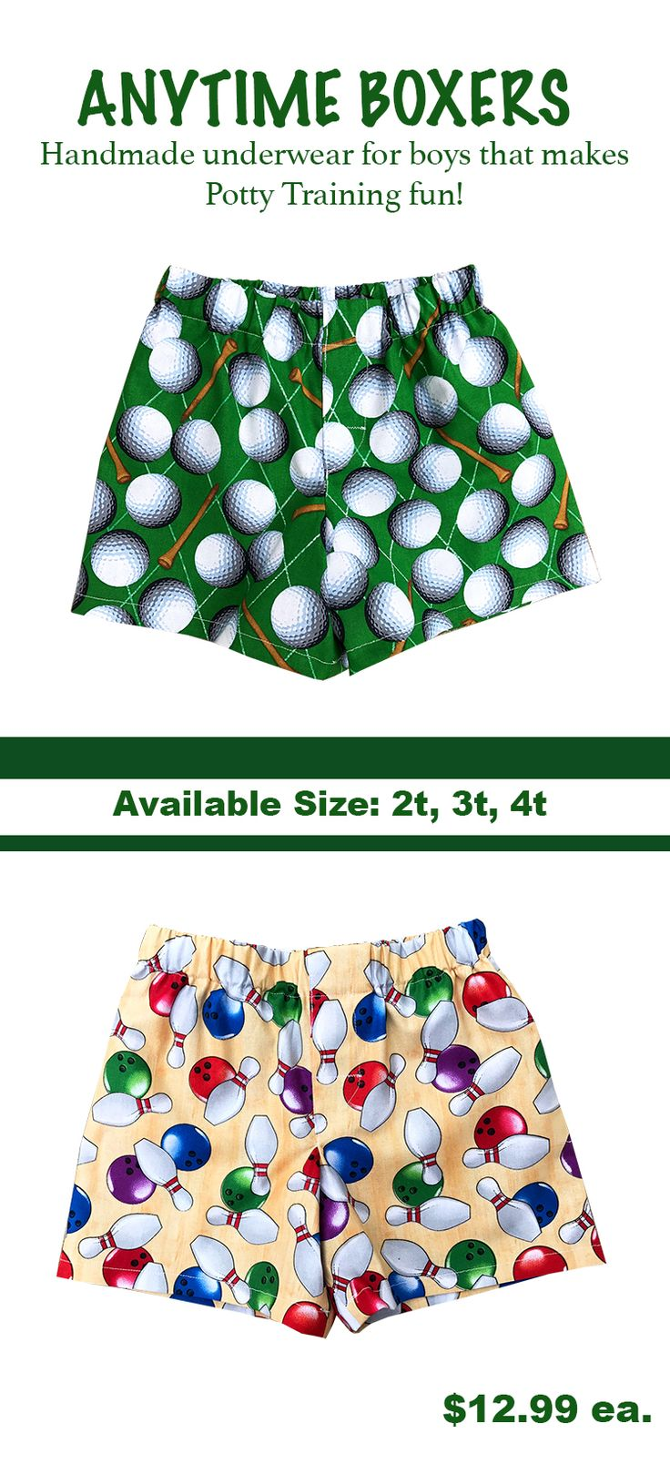 Toddler Boys Boxer Shorts. Makes Potty Training fun! Kids Boxer Shorts Brief Underwear #boy #boymom #boybirthday #shorts #boys #boysfashion #pottytraining #boxer #boxershorts #pajamas #patriots #redwhiteandblue #daddy #preschool #kindergarten #love #thursday #handmade #happy #happybirthday #gifts #giftidea #shopping #freeshipping #craft #toddler #toddlerfashion #toddlerlife #shorts #play #fish #fishing #americanstyle #spring #summer #4thofjuly