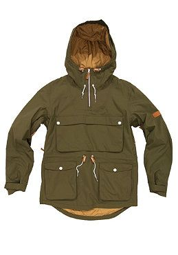 #planetsports COLOUR WEAR CLWR - Anorak Jacket olive