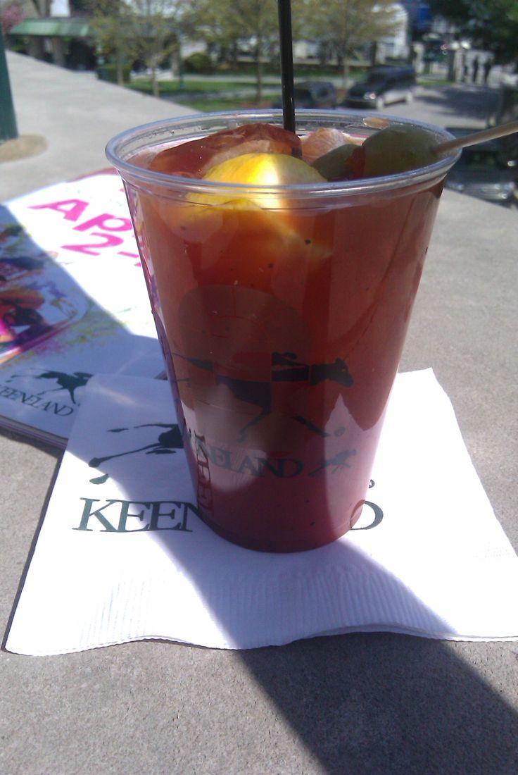 The Keeneland Bloody Mary