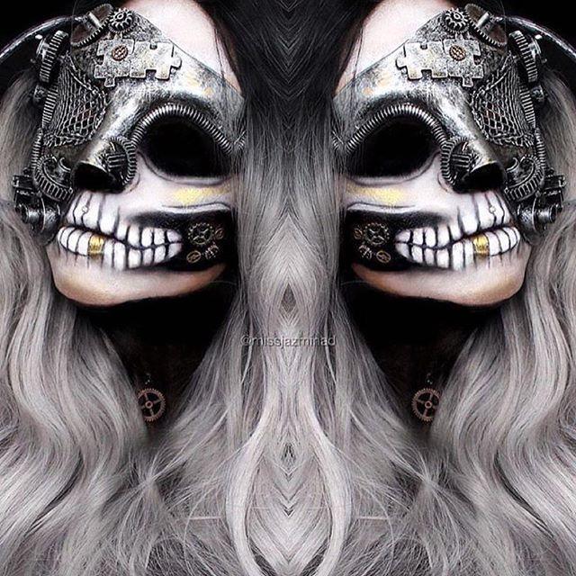 63 best Halloween images on Pinterest | Halloween makeup ...