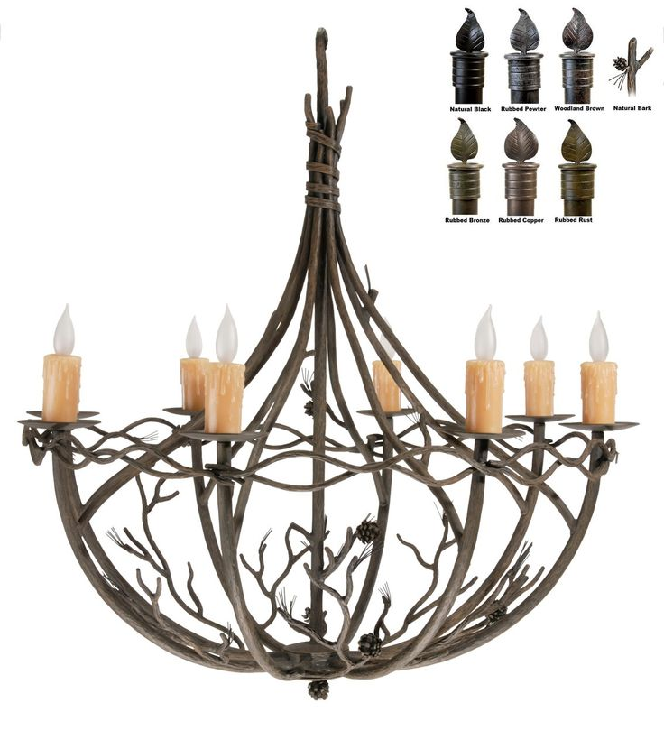 17 Best Images About Rustic Lodge Lighting amp More On