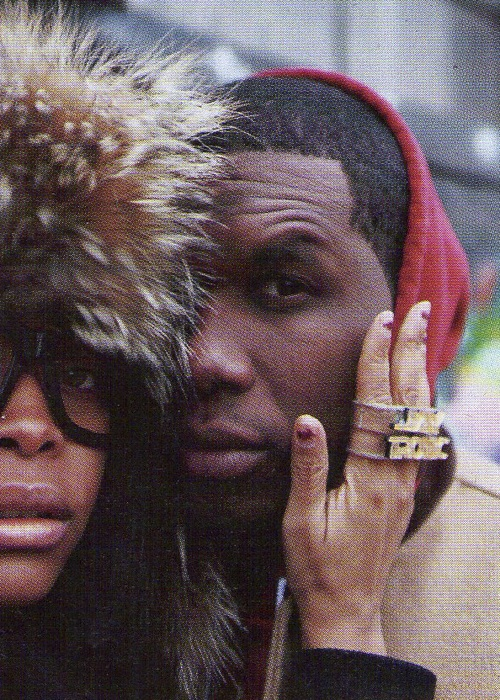 Erykah Badu and Jay Electronica ... Black Love ... Black•L❤VE