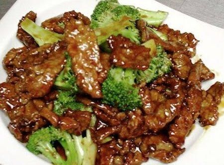 """Crock Pot Beef and Broccoli   """"This is a hit! So tasty! BUT, not enough meat and I had a bit over the pound that it asked for. I served 3 adults and 2 kids and it was barely enough meat. Next time I will double the meat and its sauce. Otherwise, it was perfect!"""""""