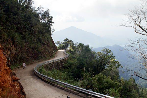Bach Ma National Park, Hue, Vietnam