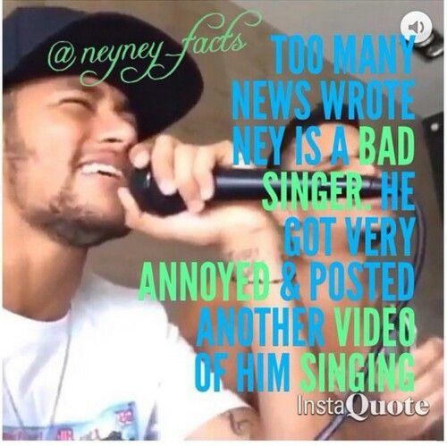 Haha  Neymar Facts
