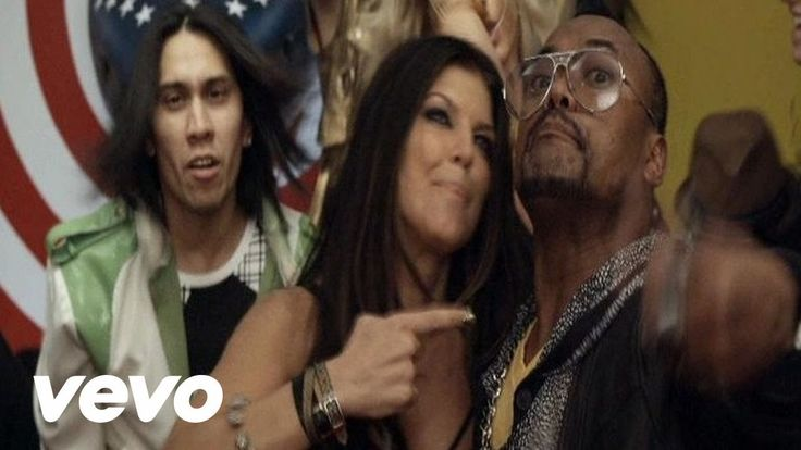The Black Eyed Peas - I Gotta Feeling: Songs That Have Been Played To Death- Martha Stewart Weddings.
