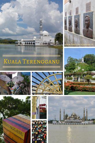 Kuala Terengganu - koninklijk en kleurrijk - Backpackjunkies