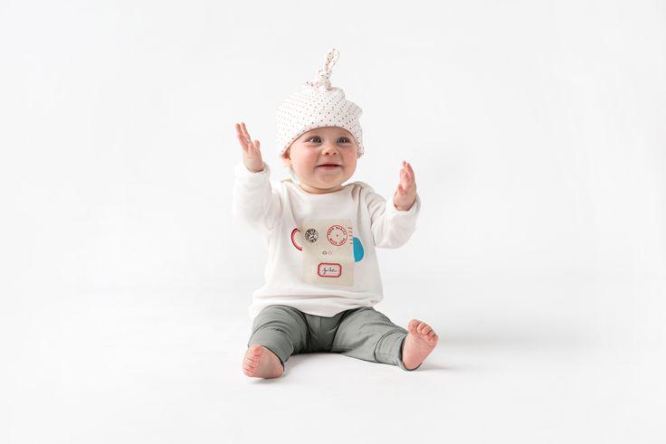 Monkey! #kidsfashion #babyclothes #organic #buysocial
