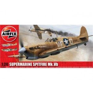 Airfix - Supermarine spitfire MkVb - 1:24