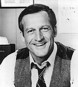 Daniel J. Travanti of Hill Street Blues