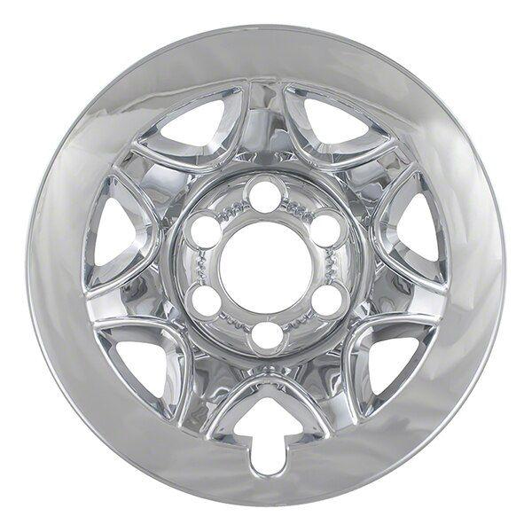 Chevrolet Gmc Sierra Silverado 1500 Chrome Wheel Skins Hubcaps