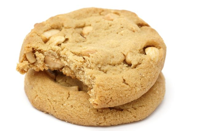 Roasted Peanut Cookie Recipe with Brown Sugar