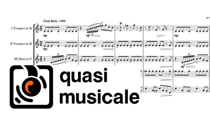 """""""Disney Favorites"""" arr. Adrian Wagner - Brass Quintet (Sheet Music) Arra..."""