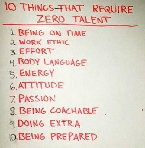 Zero Talent Required Leadership Quotes