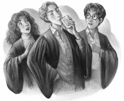 72 Best Images About Harry Potter: Mary Grandpre Artwork