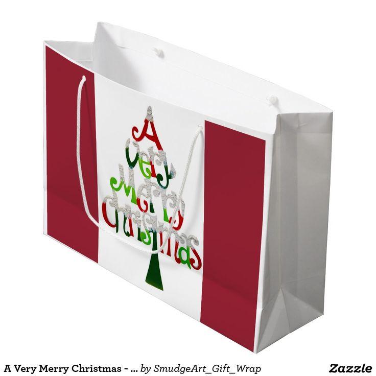 Your Custom Gift Bag - Large, Glossy