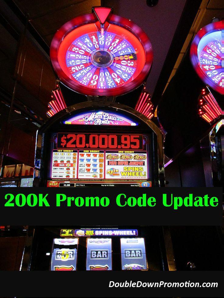 Promo Code Double Down Casino